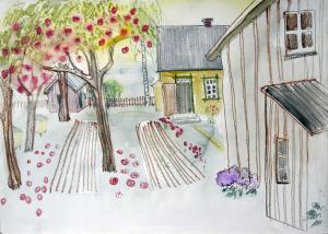 Vanaema õunapuuaed