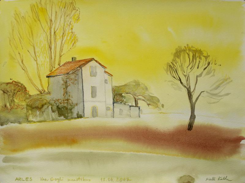 Arles van Goghi jälgedes