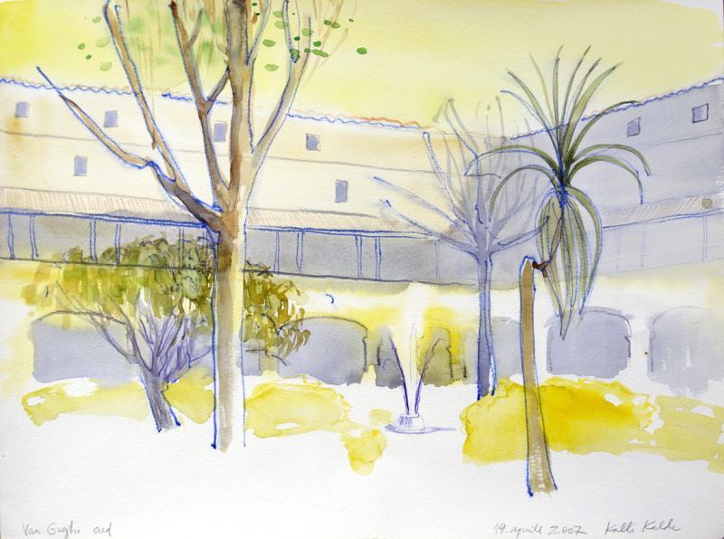 Arles van Goghi aed I