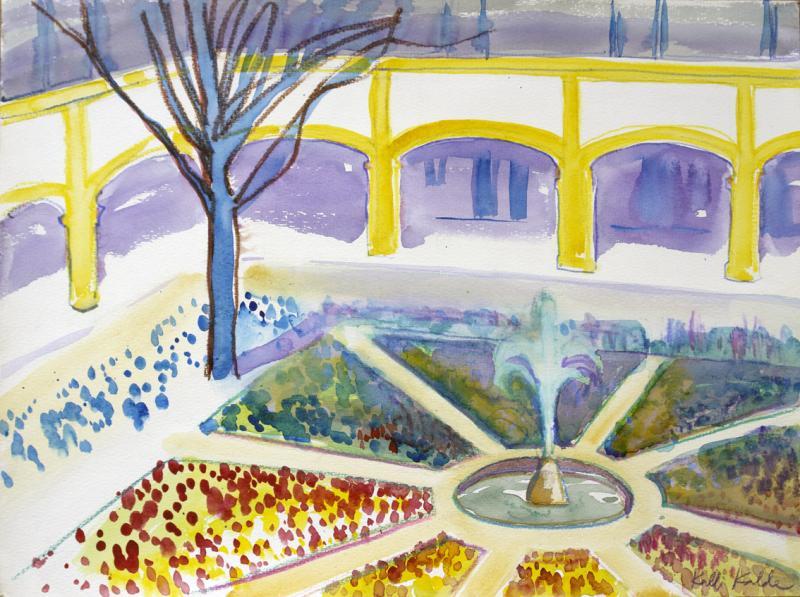 Arles van Goghi aed II