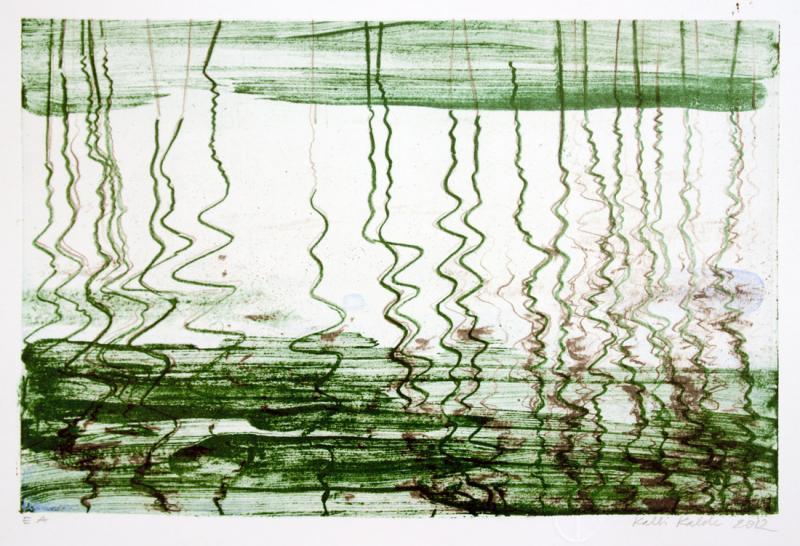 """lito \""""Peegeldused\"""" II /  \""""Reflections\"""" II algraphy"""