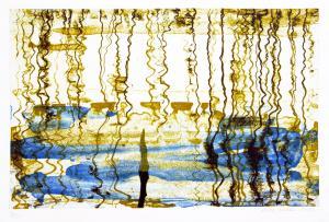 """lito \""""Peegeldused\"""" III /  \""""Reflections\"""" III algraphy"""