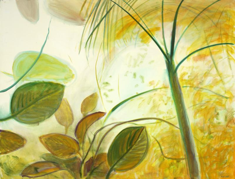 "õlimaal \""Troopika\"" / oil painting \""Tropical\"""