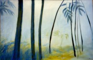 """õlimaal \""""Valguse hetk\"""" / oil painting \""""Light while\"""""""